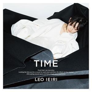 【先着特典付】家入レオ/TIME<CD+DVD>(初回限定盤B)[Z-7105]20180221|wondergoo