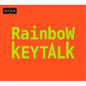 【先着特典付】KEYTALK/Rainbow<CD+DVD>(完全生産限定盤)[Z-7006]20180307|wondergoo