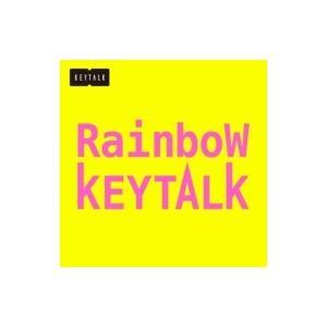 【先着特典付】KEYTALK/Rainbow<CD>(通常盤)[Z-7006]20180307|wondergoo