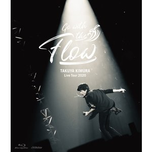 【先着特典付】木村拓哉/TAKUYA KIMURA Live Tour 2020 Go with the Flow<Blu-ray>(通常盤)[Z-9292]20200624 wondergoo