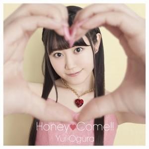 ■特典終了■小倉唯 /Honey Come!!<CD>(通常盤)20150812|wondergoo