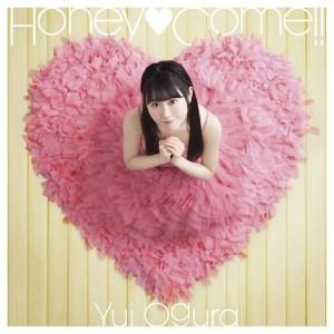 ■特典終了■小倉唯 /Honey Come!!<CD+DVD>(期間限定盤)20150812|wondergoo