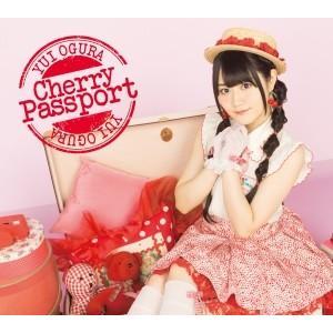 【オリジナル特典付】小倉唯/Cherry Passport<CD+Blu-ray>[Z-6418]20170726|wondergoo