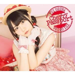 【オリジナル特典付】小倉唯/Cherry Passport<CD+DVD>[Z-6418]20170726|wondergoo