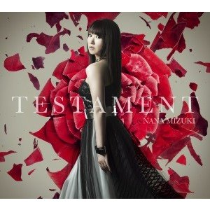 水樹奈々/TESTAMENT<CD>20170719|wondergoo
