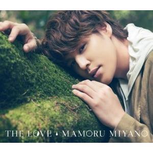 宮野真守/THE LOVE<CD+DVD>(初回限定盤)20170802 wondergoo