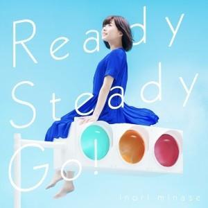 【オリジナル特典付】水瀬いのり/Ready Steady Go!<CD>[Z-6813]20171129|wondergoo