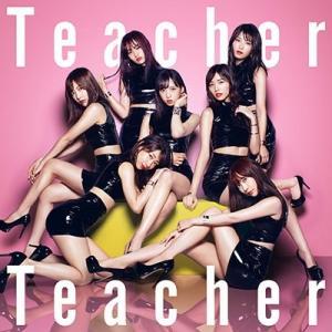 AKB48/Teacher Teacher<CD+DVD>(Type A初回限定盤)20180530|wondergoo