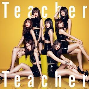 AKB48/Teacher Teacher<CD+DVD>(Type C初回限定盤)20180530|wondergoo