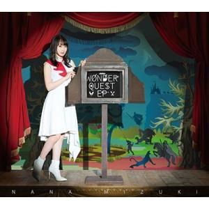 【オリジナル特典付】水樹奈々/WONDER QUEST EP<CD>[Z-7653]20180926 wondergoo