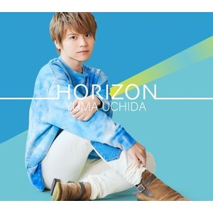 内田雄馬/HORIZON<CD+Blu-ray>(CD+BD盤)20190724|wondergoo