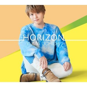 内田雄馬/HORIZON<CD+DVD>(CD+DVD盤)20190724|wondergoo