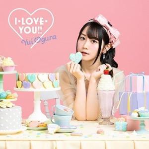 【オリジナル特典付】小倉唯/I・LOVE・YOU!!<CD+DVD>(期間限定盤)[Z-8872]20200212 wondergoo