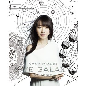 【オリジナル特典付】水樹奈々/NANA MIZUKI LIVE GALAXY -GENESIS-<2Blu-ray>[Z-5220・5221]20160914|wondergoo