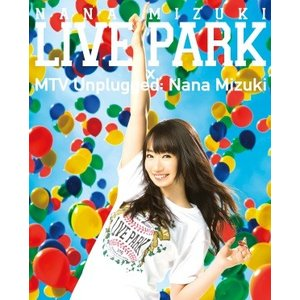 ◆◆【オリジナル特典&先着特典付】水樹奈々/NANA MIZUKI LIVE PARK × MTV Unplugged:Nana Mizuki<3Blu-ray>[Z-5888・5889・5891]20170308|wondergoo