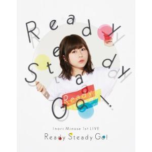 【オリジナル特典付】水瀬いのり/Inori Minase 1st LIVE Ready Steady Go!<Blu-ray>[Z-6924・6928]20180404|wondergoo