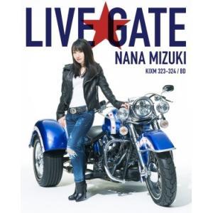 【オリジナル特典&先着特典付】水樹奈々/NANA MIZUKI LIVE GATE<Blu-ray>[Z-7347・7348・7369]20180620|wondergoo