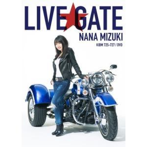 【オリジナル特典&先着特典付】水樹奈々/NANA MIZUKI LIVE GATE<DVD>[Z-7347・7348・7369]20180620|wondergoo