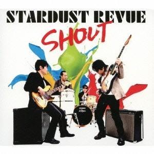 ■特典終了■STARDUST REVUE/SHOUT<CD+DVD>(初回限定盤)140806 wondergoo
