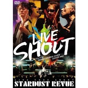 ■特典終了■STARDUST REVUE/STARDUST REVUE LIVE TOUR SHOUT<DVD>20151028 wondergoo
