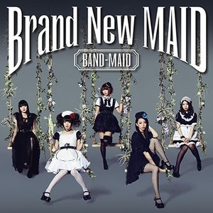 BAND-MAID/Brand New MAID<CD+DVD>(Type-A)20160518|wondergoo
