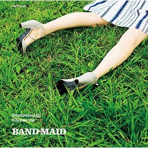 BAND-MAID/Daydreaming/Choose me<CD>(通常盤)20170719|wondergoo