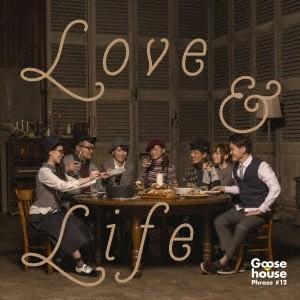 【新星堂オリ特付】Goose house/LOVE&LIFE<CD>(通常盤)[Z-4442]20151209|wondergoo
