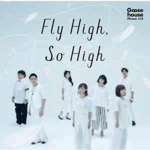 Goose house/Fly High, So High<2CD>(初回生産限定盤)20160810|wondergoo