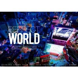 SCANDAL/SCANDAL ARENA TOUR 2015-2016 「PERFECT WORLD」<DVD>(通常盤)20160413|wondergoo