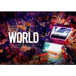 SCANDAL/SCANDAL ARENA TOUR 2015-2016 「PERFECT WORLD」<Blu-ray>(通常盤)20160413|wondergoo