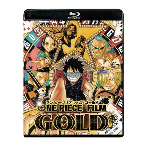 ONE PIECE FILM GOLD Blu-ray スタンダード・エディション<Blu-ray>20161228|wondergoo