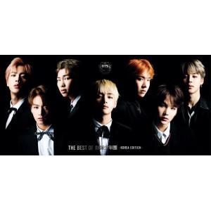 BTS (防弾少年団)/THE BEST OF 防弾少年団-KOREA EDITION-<CD+DVD>(豪華初回限定盤)20170106 wondergoo