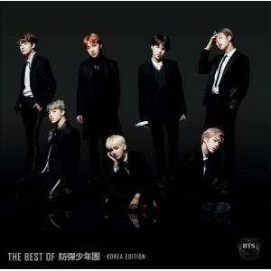 BTS (防弾少年団)/THE BEST OF 防弾少年団-KOREA EDITION-<CD>(通常盤)20170106 wondergoo