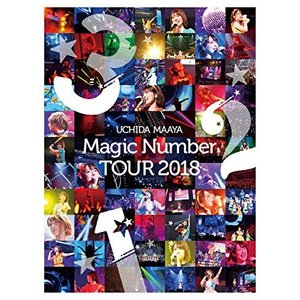 内田真礼/UCHIDA MAAYA 「Magic Number」 TOUR 2018<DVD>20181212|wondergoo