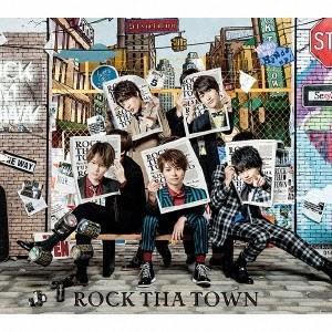 【先着特典付】Sexy Zone/ROCK THA TOWN<CD+DVD>(初回限定盤A)[Z-6018]20170329