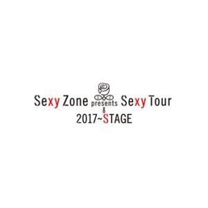 【先着特典付】Sexy Zone/Sexy Zone Presents Sexy Tour 〜 STAGE<2DVD+CD>(初回限定盤)[Z-6544]20170906