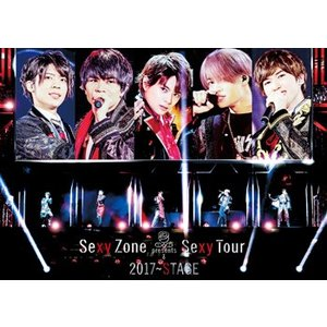 Sexy Zone/Sexy Zone Presents Sexy Tour 〜 STAGE<2Blu-ray>(通常盤)20170906|wondergoo