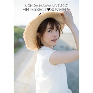 内田真礼/UCHIDA MAAYA LIVE 2017「+INTERSECT SUMMER+」<DVD>20171129|wondergoo