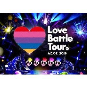 【先着特典付】A.B.C-Z/A.B.C-Z 2018 Love Battle Tour<DVD>(通常盤)[Z-7990]20190130|wondergoo