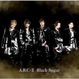 【先着特典付】A.B.C-Z/Black Sugar<CD+DVD>(初回限定盤A)[Z-7991]20190327|wondergoo
