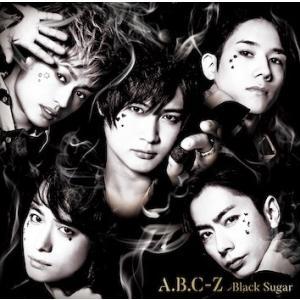 【先着特典付】A.B.C-Z/Black Sugar<CD+DVD>(初回限定盤B)[Z-7992]20190327|wondergoo