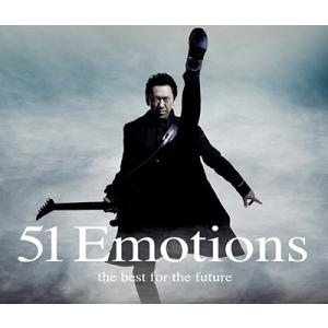 布袋寅泰/51 Emotions-the best for the future-<CD>(通常盤)20160622|wondergoo