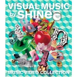 SHINee/VISUAL MUSIC by SHINee 〜music video collection〜<Blu-ray>20160629|wondergoo