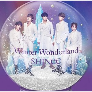 SHINee/Winter Wonderland<CD>(通常盤)20161221|wondergoo