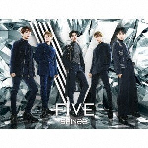 SHINee/FIVE<CD+Blu-ray+フォトブックレット>(初回限定盤A)20170222|wondergoo