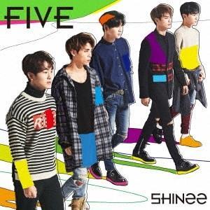 SHINee/FIVE<CD+フォトブックレット>(通常盤)20170222|wondergoo