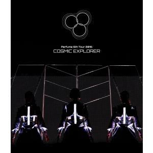【予約購入特典付】Perfume/Perfume 6th Tour 2016 「COSMIC EXPLORER」<Blu-ray>(通常盤)[Z-6038]20170405 wondergoo