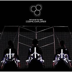 【予約購入特典付】Perfume/Perfume 6th Tour 2016 「COSMIC EXPLORER」<DVD>(通常盤)[Z-6038]20170405 wondergoo