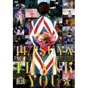 TETSUYA/THANK YOU<DVD>20170712|wondergoo