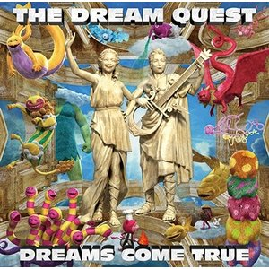 DREAMS COME TRUE/THE DREAM QUEST<CD>20171010|wondergoo